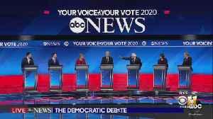 Front-Runners Pete Buttigieg, Bernie Sanders Beat Back Attacks During Debate [Video]