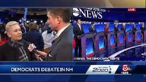 NH Democratic debate: Who won? Who lost? [Video]