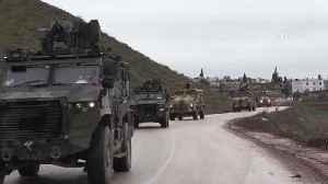 Syria war: Turkey sends military reinforcements to Idlib [Video]