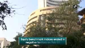 Sensex dips by 164 points as coronavirus jitters grip D Street [Video]
