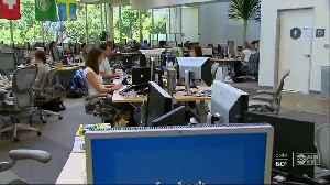 News video: Tech giants under scrutiny for creating unfair monopolies