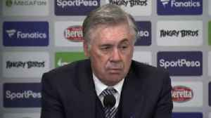 Sidibe's missing sock riles Ancelotti [Video]