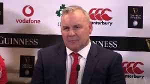 Wayne Pivac and Alun Wyn Jones reflect on Wales' Six Nations defeat to Ireland [Video]