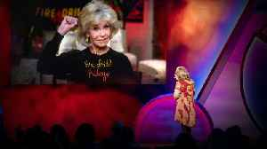Why I protest for climate justice | Jane Fonda [Video]