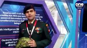News video: Indian Army Major develops world's first bullet proof helmet, can stop AK-47 from 10 metres|OneIndia