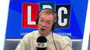 Nigel Farage opens up about President Trump and the Oval Office [Video]