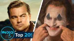 Top 20 Actors of the Last Decade [Video]