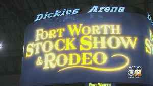 The First Year & Final Day: North Texans Enjoy Last Day Of Fort Worth Stock Show & Rodeo [Video]