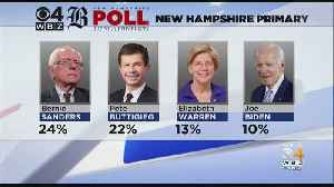 News video: Exclusive NH Tracking Poll: Sanders And Buttigieg Lead Amid Signs Of Momentum For Klobuchar
