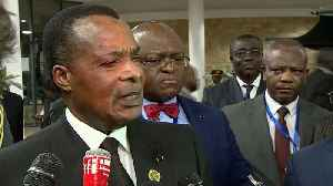 African Union: Leaders discuss Libya peace force [Video]
