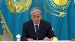 Kazakhstan: 8 people killed in ethnic violence [Video]