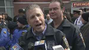 News video: Police Union Head Blasts Anti-NYPD Protests, Bail Reform After Gunman Targets Cops