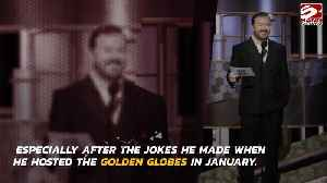 Ricky Gervais gives a sneak peek of what he would be like as an Oscars host [Video]