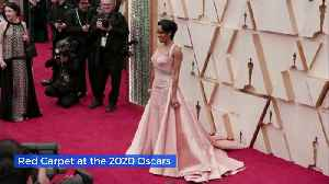 News video: Red Carpet at the 2020 Oscars