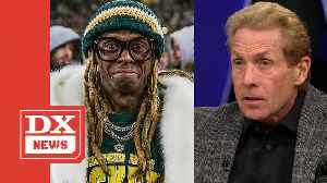 Skip Bayless Questions San Francisco 49ers For Partying With Lil Wayne After Losing Super Bowl LIV [Video]