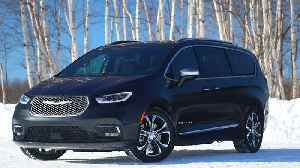 2021 Chrysler Pacifica Pinnacle AWD Feature [Video]