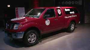 """Nissan gives """"Million-Mile"""" Frontier owner a new truck [Video]"""