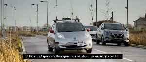 Nissan LEAF HumanDrive [Video]