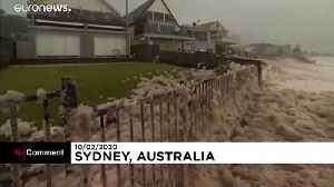 Heavy rains to continue to lash eastern Australia as thousands left without power [Video]