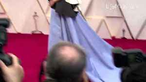 News video: Oscars 2020 Red Carpet Moments
