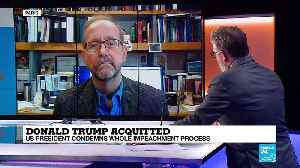 Franck O. Bowman III on the end of Trump impeachment trial. [Video]