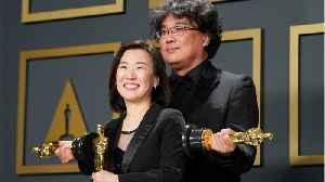 'Parasite's' Oscar Win Is Setting The Internet Alight [Video]