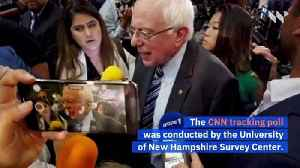 Bernie Sanders Leads in Final New Hampshire Poll [Video]