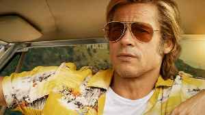 Brad Pitt Wins Oscar For Best Supporting Actor [Video]