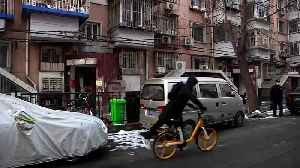China returns to work as virus hits daily record [Video]