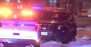 New Berlin squad car hit during chase Sunday night [Video]