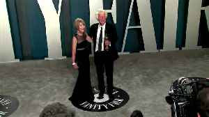 Scarlett Johansson, Charlize Theron among A-listers at Vanity Fair party [Video]