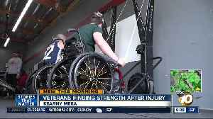 Adaptive Warrior Fitness helping veterans find strength after injury [Video]