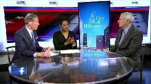 Mayor Tom Barrett talks economics, the Milwaukee street car, and MPS ahead of the mayoral election [Video]
