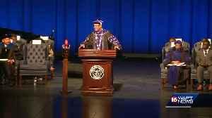 Bynum becomes JSU's 11th president [Video]