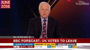 The road to Brexit: the lols and the lows [Video]