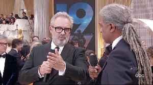 News video: 1917 Director Sam Mendes Oscars 2020 Red Carpet Interview