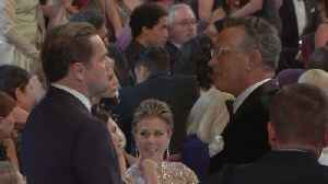 Leonardo DiCaprio and Tom Hanks on the Oscars 2020 Audience Cam [Video]