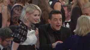 Scarlett Johansson and Rami Malek on the Oscars 2020 Audience Cam [Video]