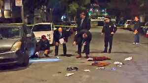 SFPD, FBI Investigate Haight-Ashbury Shooting by Federal Agent [Video]