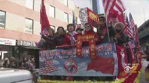 Revelers Flock To Lunar New Year Parade In Chinatown [Video]