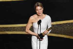 News video: Renée Zellweger Wins Best Actress at 2020 Oscars