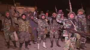 Syrian army takes Idlib crossroads town despite Turkish warnings [Video]