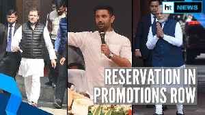 Watch l Politics over SC order on reservation in promotions: Who said what [Video]