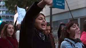 Women call for rights, lead change in Lebanon protests [Video]