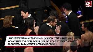 Leonardo DiCaprio and Camila Morrone make rare joint appearance at Oscars [Video]