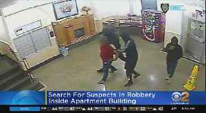 Armed Robbery Caught On Camera In Queens [Video]