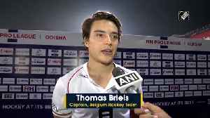Ind vs Belgium It's always tough to win against India in their homeland says Thomas Briels [Video]