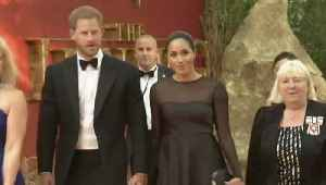 Prince Harry and Meghan Head Back to the U.K. to Attend Event with the Queen [Video]