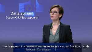 European Commission update on coronavirus [Video]