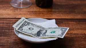 Survey Reveals Americans Do Not Tip As Well As They Think [Video]